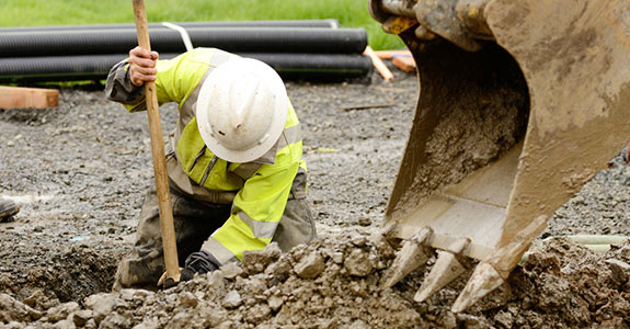 Excavating Services Dubuque IA