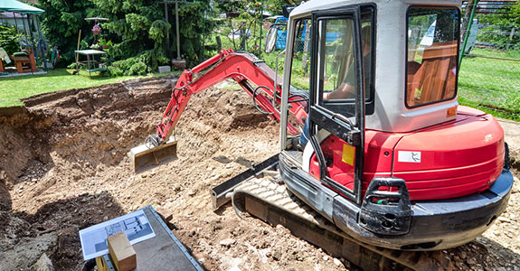 Excavating Services Dubuque IA